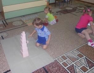 знакомство с числом 10 в детском саду